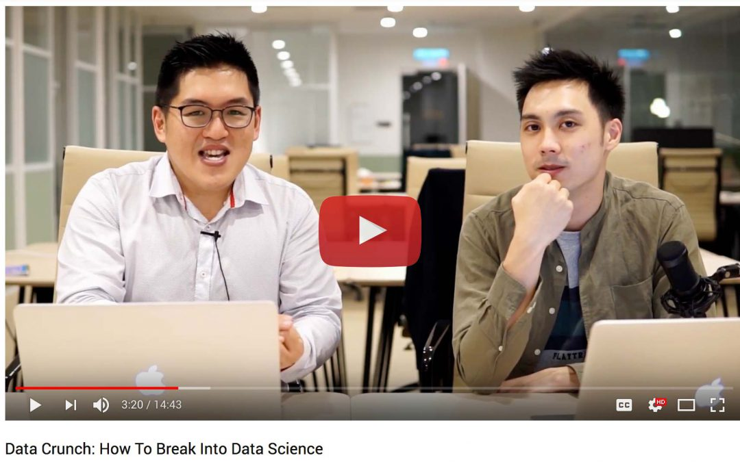 Data Crunch: How To Break Into Data Science