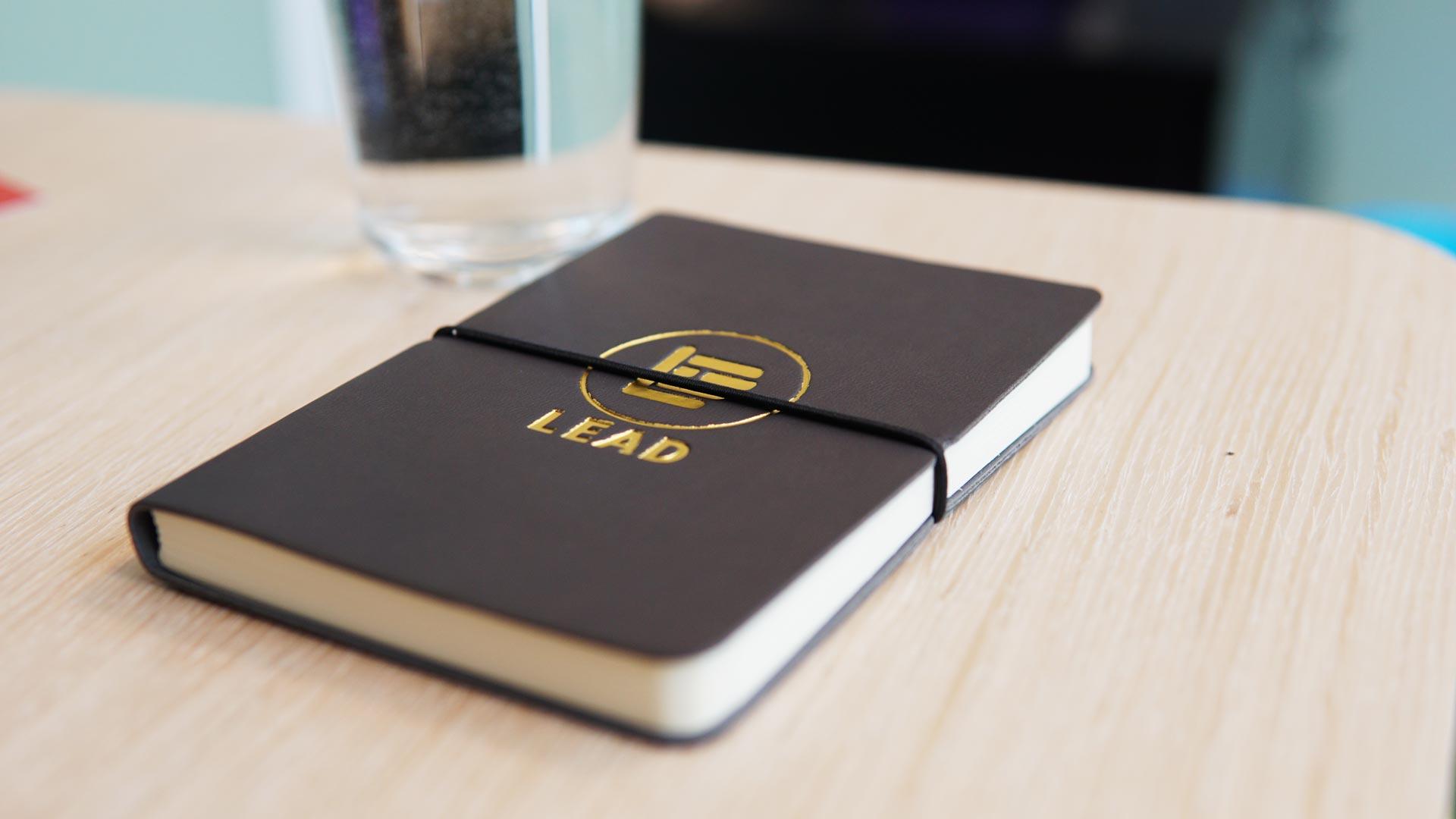 LEAD Entrepreneur Notebook